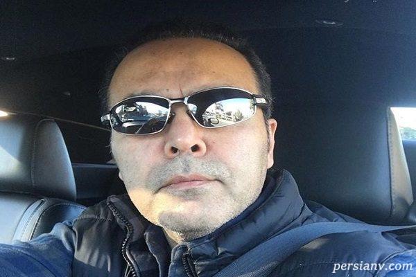 مهاجرت فریبرز عرب نیا بازیگر ایرانی به کانادا!