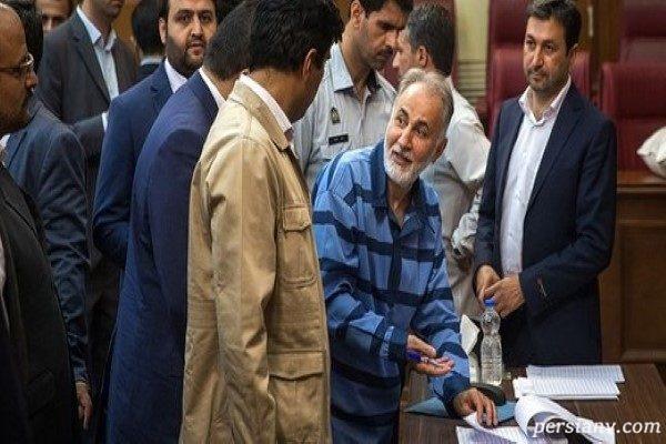 نجفی در دادگاه: اتهام قتل عمد را قبول ندارم!   روایت او از روز وقوع قتل