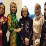 هنرمندان در جشن حافظ ۹۸ , این بار بدون لباسهای جلف !!