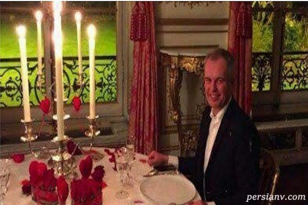 ناهار اشرافی وزیر محیط زیست فرانسه و همسرش جنجالی شد!!