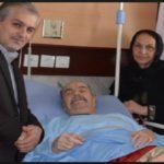 وضعیت وخیم ولی الله شیراندامی بازیگر پیشکسوت از زبان همسرش!