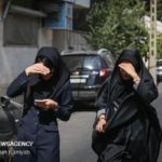 حال و هوای مردم در گرمای هوای تهران در تابستان ۹۸