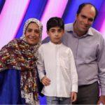 ساناز سماواتی بازیگر معروف و آرزوی عجیب او برای جشن تولدش!!