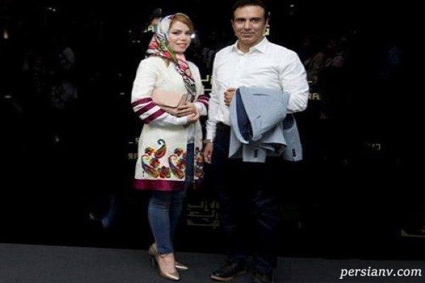 دلایل مهاجرت مزدک میرزایی گزارشگر فوتبال و همسرش به انگلیس!!
