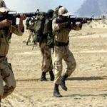 انهدام تیم تروریستی ضد انقلاب در چالدران توسط سپاه