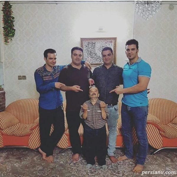 اسدالله یکتا بازیگر ایرانی