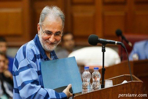 دادگاه آخر محمد علی نجفی