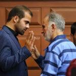 حکم اعدام محمد علی نجفی و واکنش دامادش علیرضا ببری!
