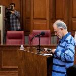 حواشی تصویری جلسه دوم دادگاه نجفی