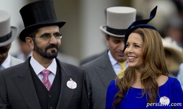 جزئیات جدید از ماجرای فرار همسر حاکم دبی به لندن | پرنسس هیا کیست؟