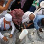 آب زمزم برای رفع تشنگی حجاج خانه خدا!