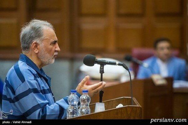 آزادی محمد علی نجفی