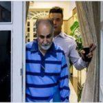 آزادی نجفی از زندان و واکنش های تند و جالب کاربران! | خدا قوت تیرانداز!!