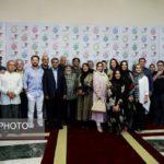 مراسم اختتامیه جشنواره سینما تورز با حضور سلبریتی ها در کیش!