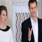 اسماء اسد همسر رئیس جمهور سوریه با ظاهری متفاوت بعد از شکست سرطان!!