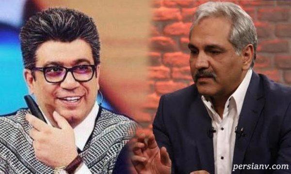 انتقاد مهران مدیری
