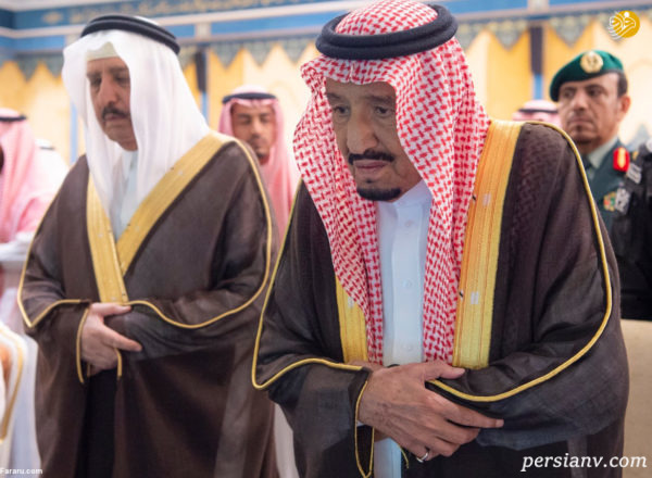 برادر شاه عربستان