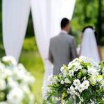 برگزاری مراسم ازدواج در عجیب ترین مکان ممکن!!
