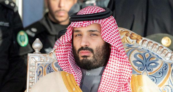بن سلمان پسر پادشاه عربستان