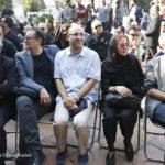 تشییع پیکر داریوش اسدزاده و حاشیه هایش با حضور هنرمندان معروف!