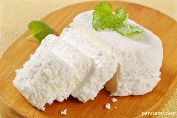 تبلیغ پنیر با چاشنی صدای ساسی !!!