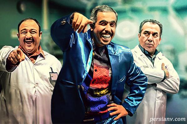 پست جدید جواد رضویان برای طعنه به پزشکان !