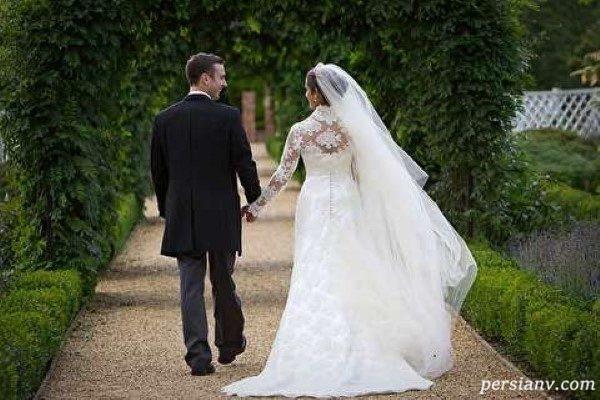 حادثه برای داماد که او را شب عروسی به کما برد!!