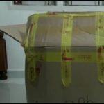 بسته پستی عجیب و مرگباری که مرد جوان را شوکه کرد!!!