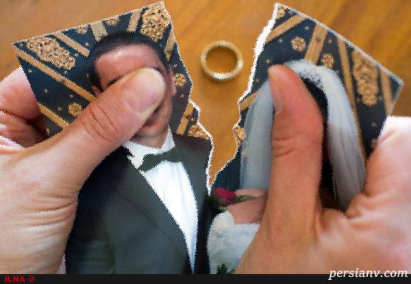 عامل اصلی طلاق در ایران