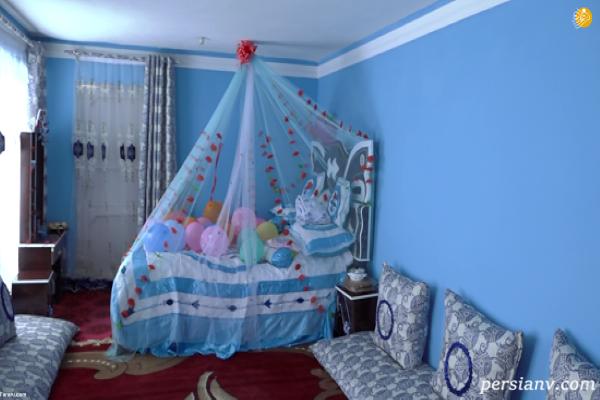داماد افغانی در شوک انفجار مرگبار در مراسم عروسی اش!!