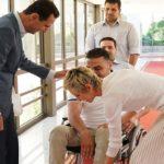 رئیس جمهور سوریه و همسرش بعد از شکست کامل سرطان!