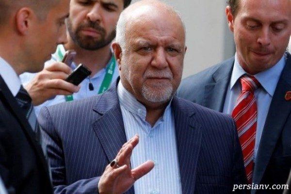 زنگنه وزیر نفت و توضیحاتش درباره نرخ بنزین و سهمیه بندی!!