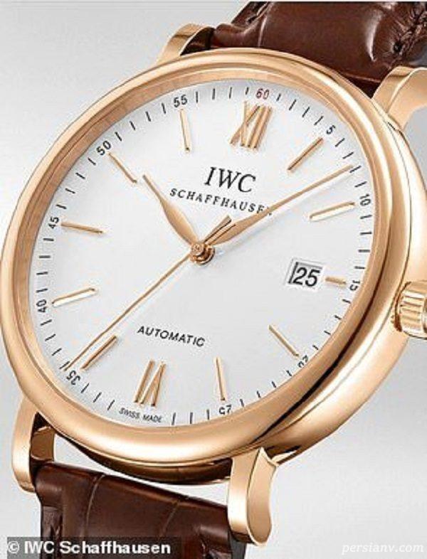 ساعت گران قیمت