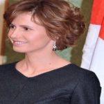 سرطان اسما اسد همسر رئیس جمهور سوریه درمان شد!!
