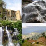 شهرهای خنک ایران برای رهایی از گرمای تابستان به روایت تصاویر!