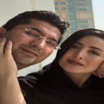 شیلا خداداد و همسرش دکتر فرزین سرکارات در کنسرت حاجیلی!