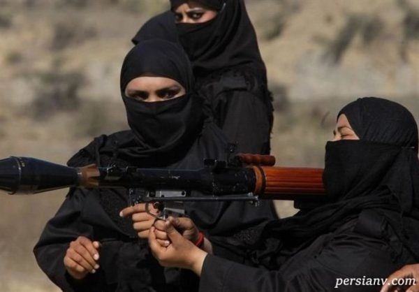 عضو داعش