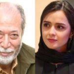 علی نصیریان بازیگر وقتی برای ترانه علیدوستی سنگ تمام گذاشت!!