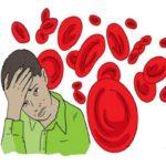 عوارض کم خونی برای بدن + مواد خوراکی سرشار از آهن!