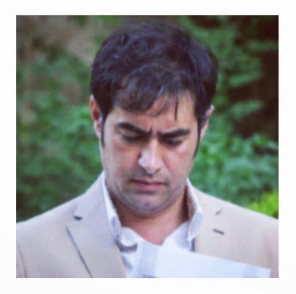 عکس لو رفته شهاب حسینی