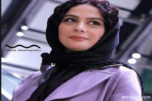 عکس مارال فرجاد بازیگر ایرانی روی جلد مجله انگلیسی زبان!