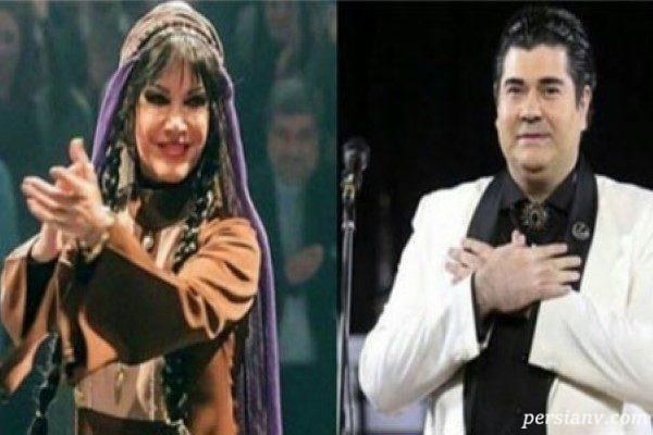 فرزانه کابلی بازیگر و احضارش به دادگاه بعد از رقص در کنسرت سالار عقیلی!!