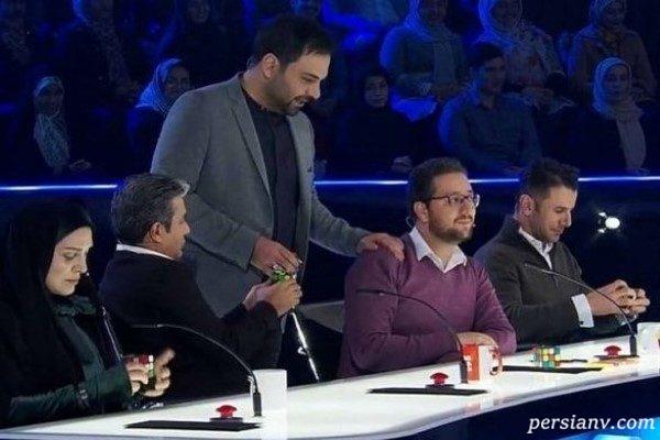 فینال مسابقه عصر جدید با اتقافات ترسناک که اشک بشیر حسینی را درآورد!!