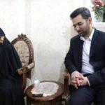 مادر چهار شهید و گلایه های او به وزیر ارتباطات!