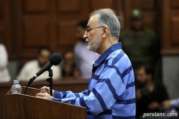 محمدعلی نجفی شهردار سابق تهران در آستانه آزادی؟!