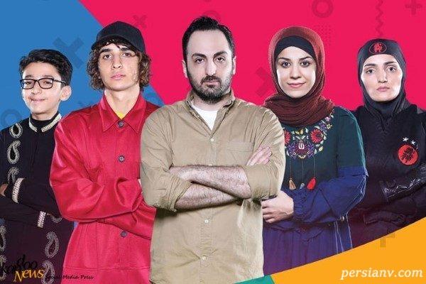 محمد زارع در فینال عصر جدید و وحشت داوران از اجرای خطرناک او!!