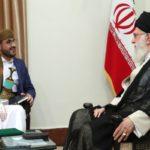 محمد عبدالسلام سخنگوی انصارالله و راز خنجر او در دیدار با رهبر انقلاب!!