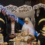 مراسم عقد ۲۲۰ زوج بسیجی را ببینید!