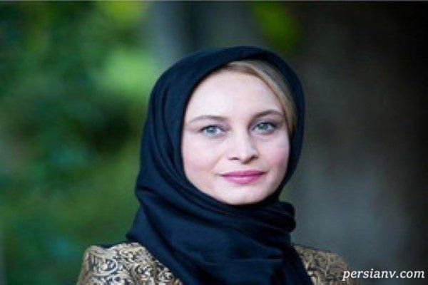 مریم کاویانی بازیگر ایرانی و قدردانی او از ابراهیم رئیسی!