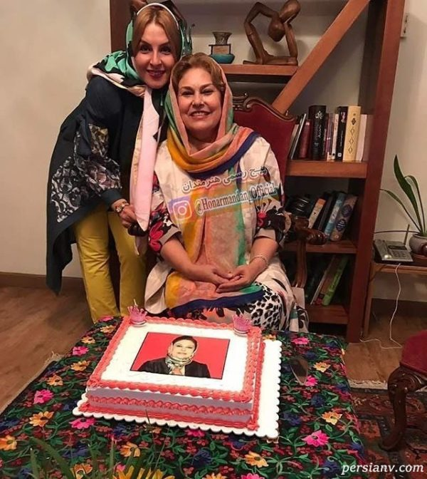 مهرانه مهین ترابی بازیگر ایرانی